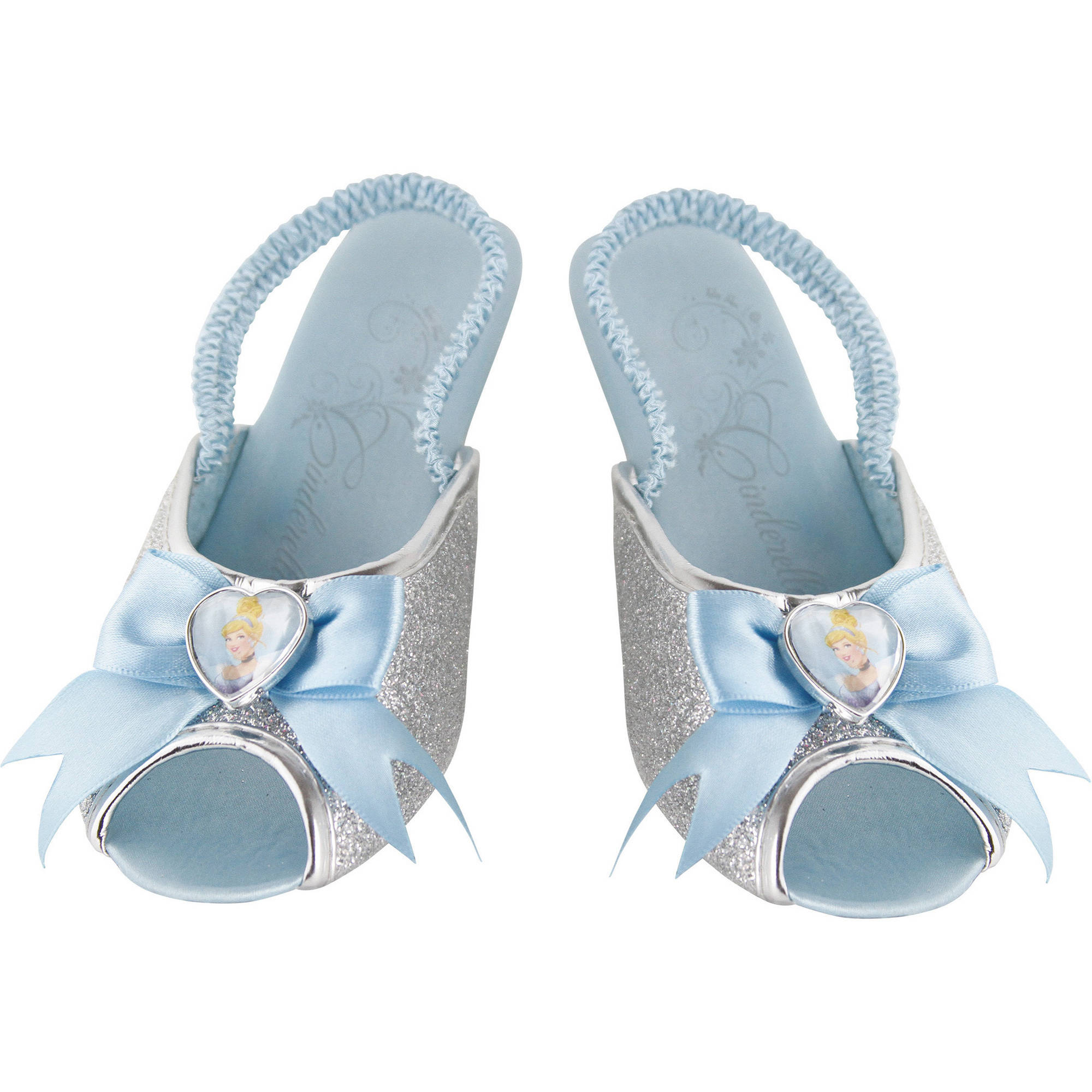 Disney Cinderella Child Shoes Halloween Costume Accessory