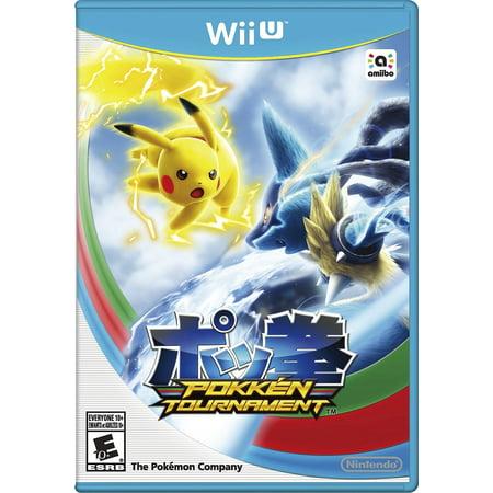 Refurbished Nintendo Pokken Tournament (Nintendo Wii U) - Video Game