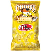 Chester's Butter Flavored Popcorn 3 oz Bag