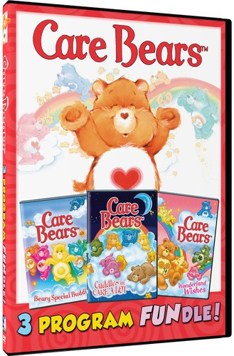 Care Bears: 3 Program FUNdle! by Mill Creek Entertainment