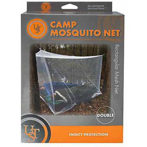 Ultimate Survival Technologies Camp Mosquito Net, Double