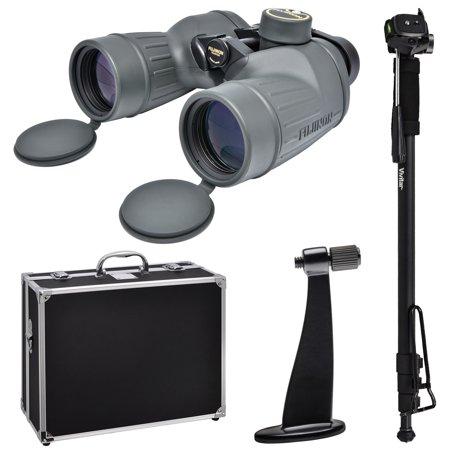 Heavy Duty Binocular Tripod Adapter metal Suitable For Porro Prism Style Binos