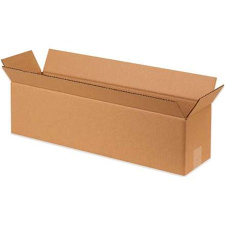 f139c0a0f3d Box Partners 26104 26 x 10 x 4 in. Flat 200 ECT-32 Corrugated Boxes  Case  44  Pack of 25 - Walmart.com