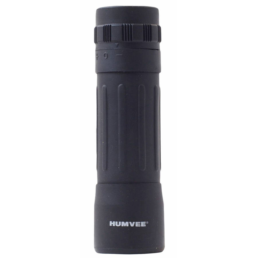 Anti-Reflective Monocular, Humvee, Black, 10x25 by Humvee