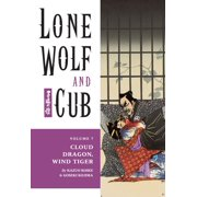 Lone Wolf and Cub Volume 7: Cloud Dragon, Wind Tiger - eBook