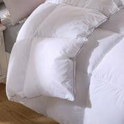 Twin Ducks Inc  Messina European White Down Comforter Queen