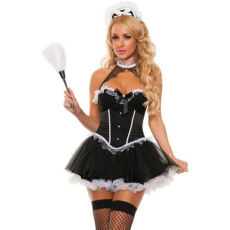 Park Avenue Maid Costume Starline S5004 Black