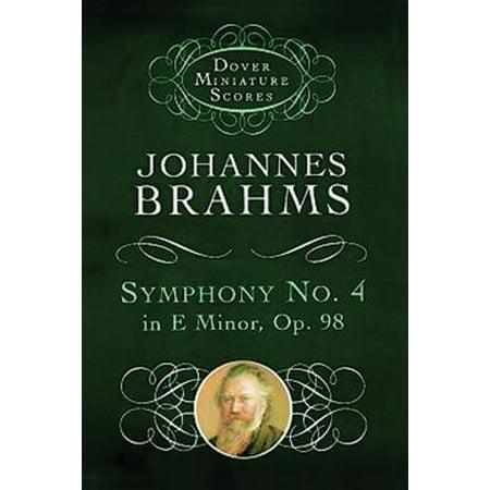 Symphony No. 4 in E Minor, Op. 98 (Brahms Hungarian Dance 5 In G Minor)