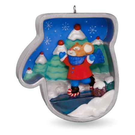 Hallmark Ornament 2016 Cookie Cutter Christmas #5 ()