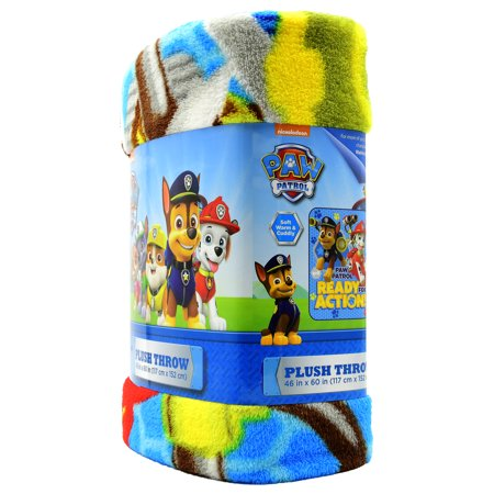 Nickelodeon S Paw Patrol Saving Our Friends 46 Quot X 60 Quot Kids
