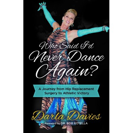 Who Said I'd Never Dance Again? - eBook (Never Going To Dance Again George Michael)