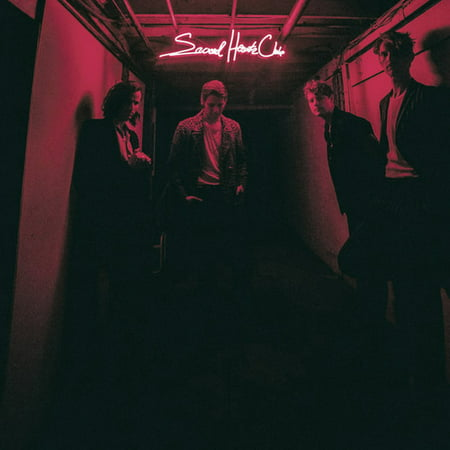 Foster the People - Sacred Hearts Club (CD) for $<!---->
