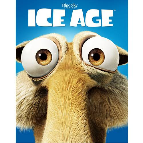 Ice Age (Blu-ray   DVD) (With INSTAWATCH) (Widescreen)
