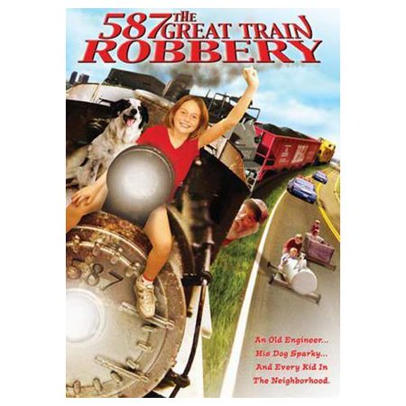 587 The Great Train Robbery 2000