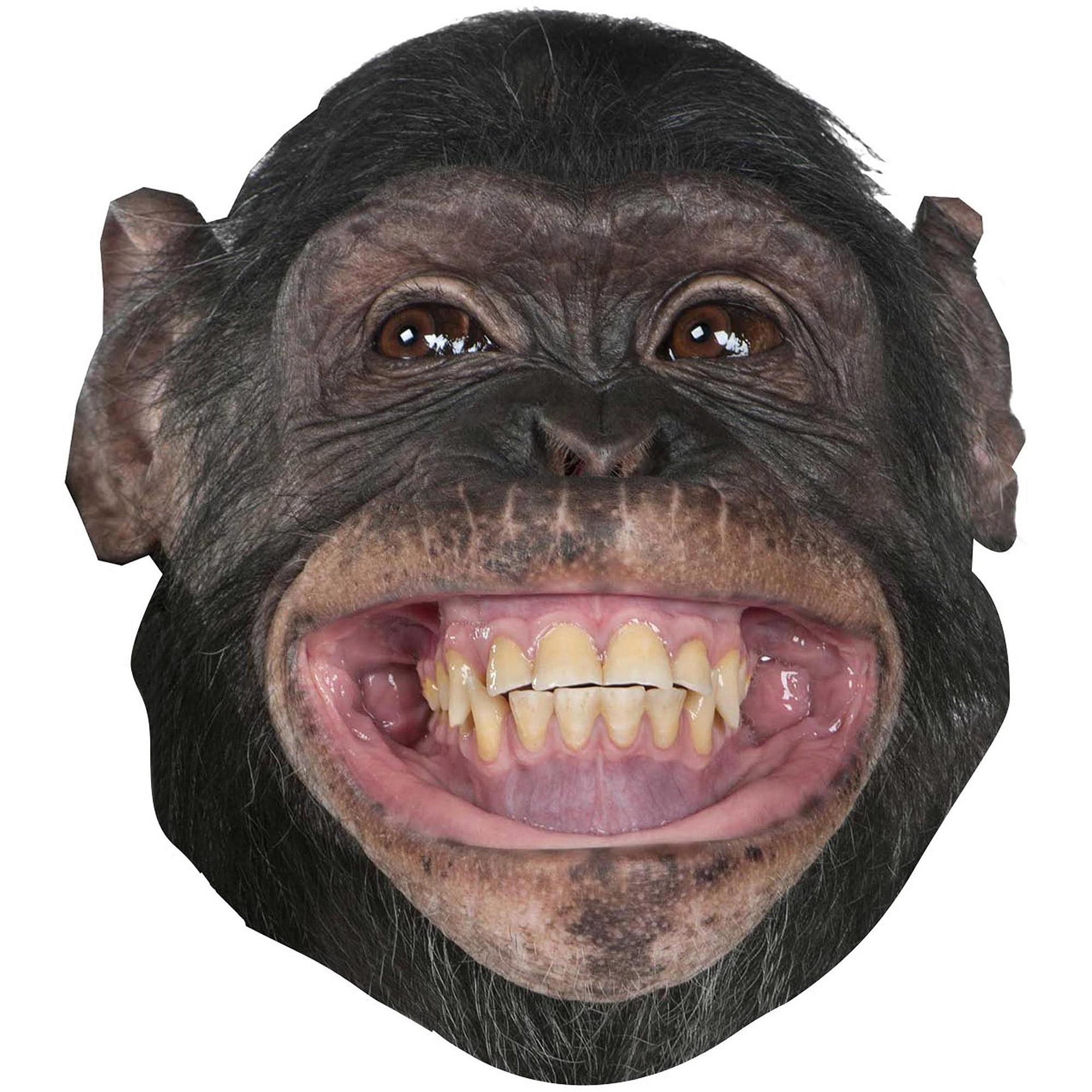 Halloween Giant Monkey Head Mask - Walmart com