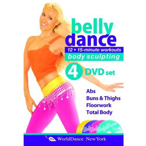Belly Dance For Body Sculpting by