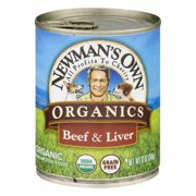 Newman`s Own Organics Premium Dog Food Beef & Liver, 12.0 OZ