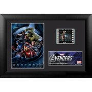 Trend Setters Avengers Mini FilmCell Presentation Framed Vintage Advertisement