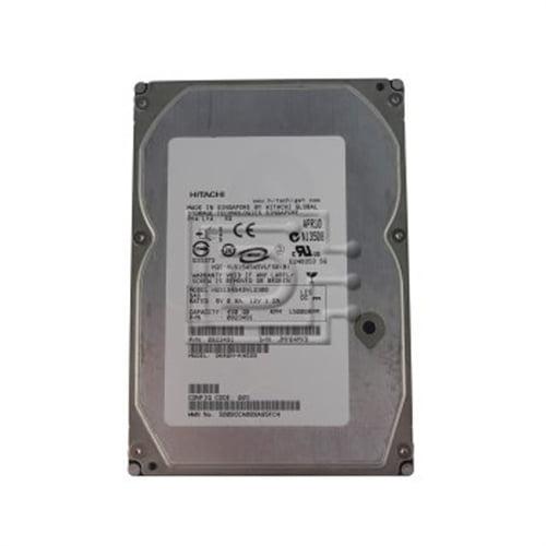 Hitachi 8TB ULTRASTAR HE8 SAS 7200 RPM 128MB 3.5IN 25.4MM ULTRA 512E SE by Hitachi