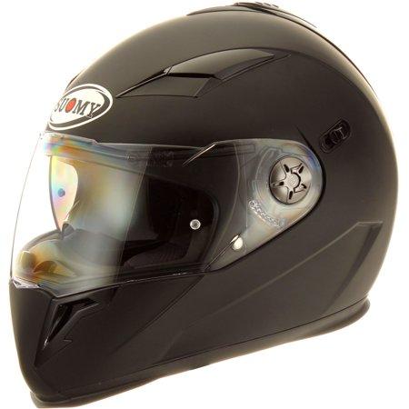 Suomy Halo Matte Black Helmet - Buy Halo Helmet