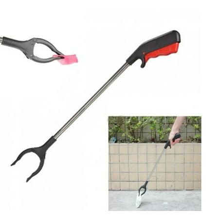Long Arm Extension Reacher Grabber Easy Reach Pick