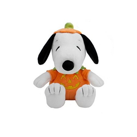 Hallmark Plush Snoopy in Pumpkin Halloween Costume - Large Halloween Pumpkin Patterns