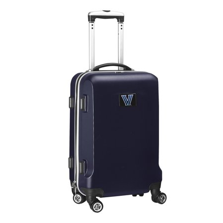 "Villanova Wildcats 20"" 8-Wheel Hardcase Spinner Carry-On - Navy"