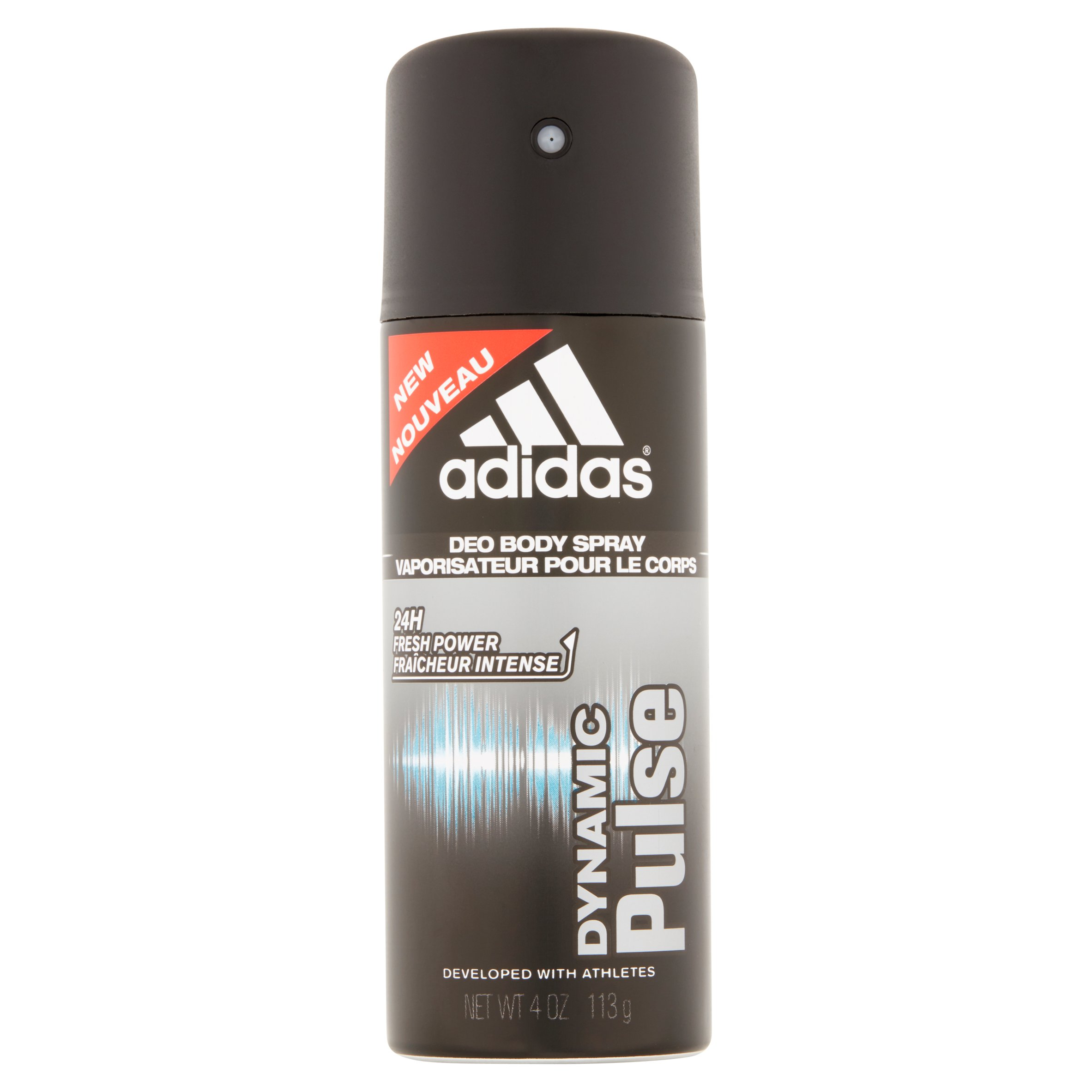 Adidas Dynamic Pulse Deo Body Spray, 4 oz