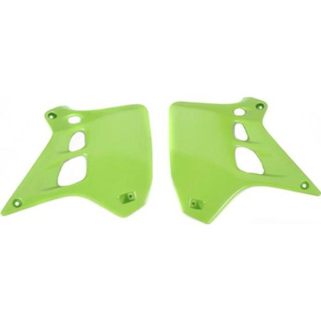 UFO Plastics KA03720-026 Radiator Covers - Kaw