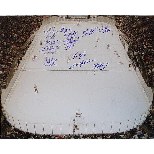 Steiner Sports New York Rangers 15 Signature Photograph