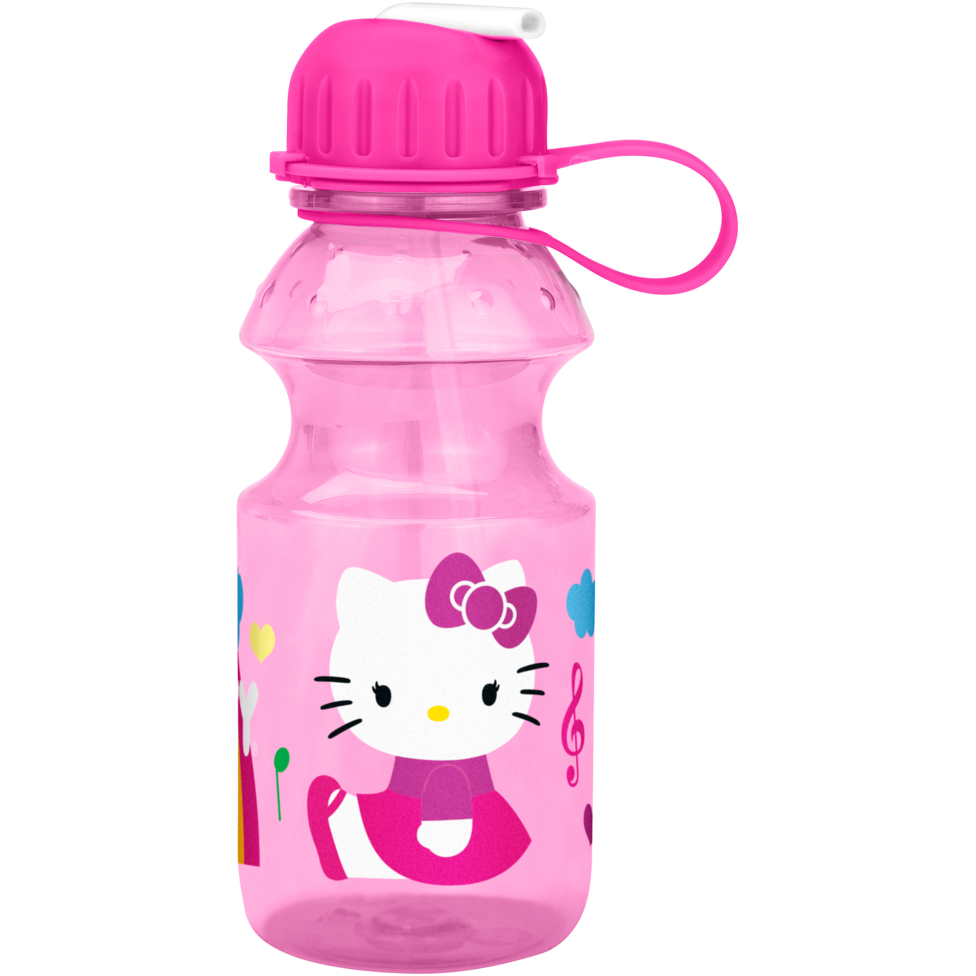 Zak! Hello Kitty 14-Ounce Tritan Bottle