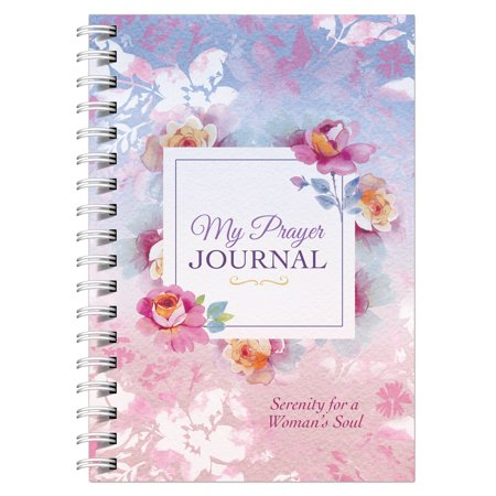 My Prayer Journal: Serenity for a Woman's Soul Aa Serenity Prayer