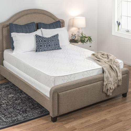 Select Luxury  8-inch Twin-size Airflow Double-sided Foam Mattress