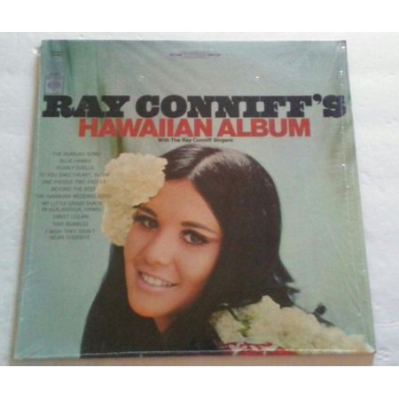 Ray Conniff's Hawaiian Album LP Ray & The Conniff Singers vinyl record album VG+ ()