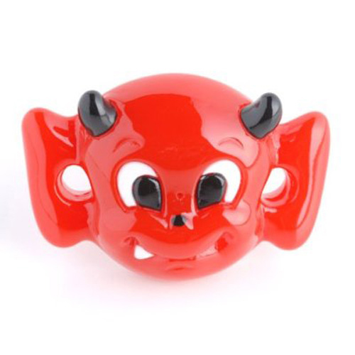 Billy Bob Teeth Lil' Devil Baby Pacifier