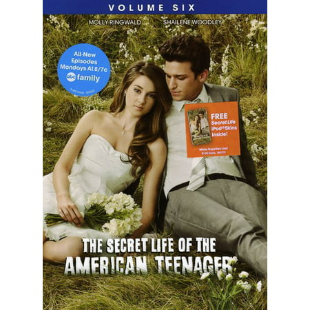 The Secret Life of the American Teenager: Volume 6 ( (DVD))](Abc Family Schedule Halloween)