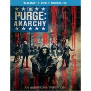 The Purge: Anarchy (Blu-ray + DVD + Digital Copy)