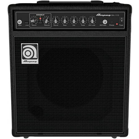 ampeg ba 110v2 40w 10 bass combo amplifier. Black Bedroom Furniture Sets. Home Design Ideas