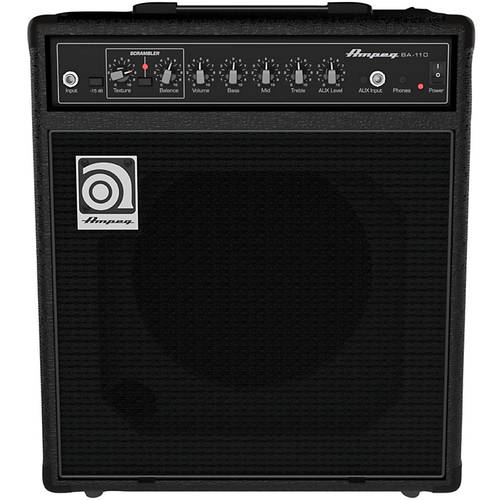 "Ampeg BA-110V2 40W 10"" Bass Combo Amplifier"