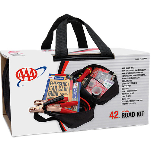 AAA Road Kit, 42pc