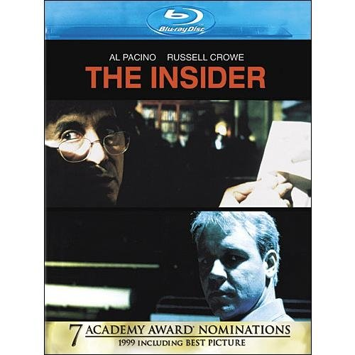 The Insider (Blu-ray) (Widescreen)