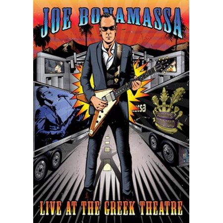 Joe Bonamassa: Live at the Greek (DVD) - Nemo Full Movie Greek