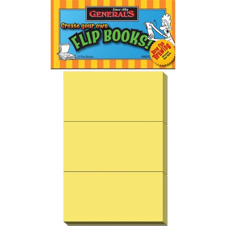 General's Create Your Own Flip Books! - United Art And Education Coupon
