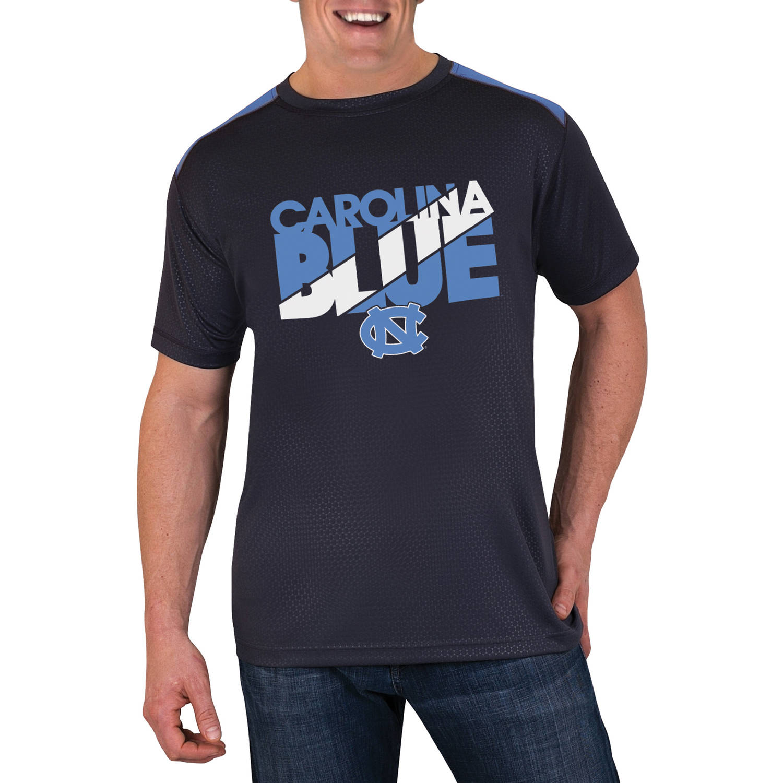 NCAA UNC Tar Heels Men's Athletic-Fit Impact T-Shirt
