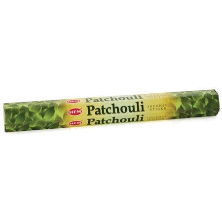 - Home Fragrance HEM Incense Patchouli Prayer Meditation Sticks 20pk