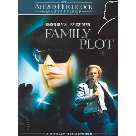 Family Plot (DVD) - Halloween 5 Movie Plot