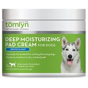 Tomlyn Protecta-Pad Paw Pad and Elbow Cream for Dogs, 4 oz.