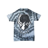 Marvel Black Panther Tribal Panther Head 1 Graphic T-Shirt | S