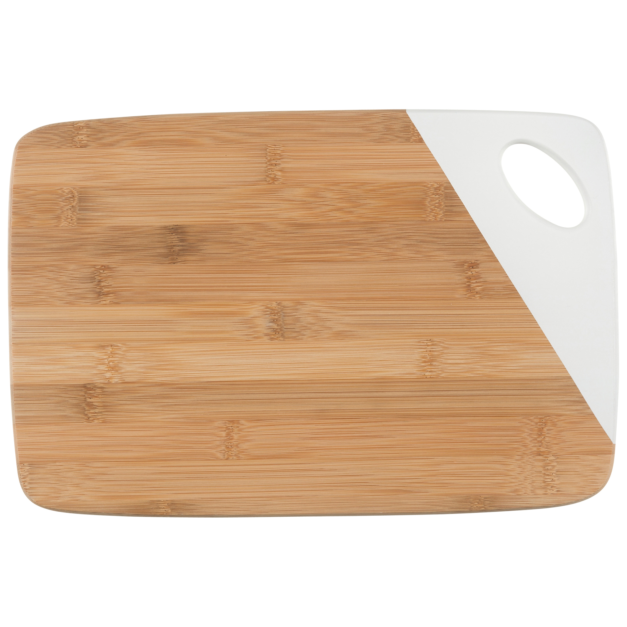 Now Designs Cutting Board, Dipped White