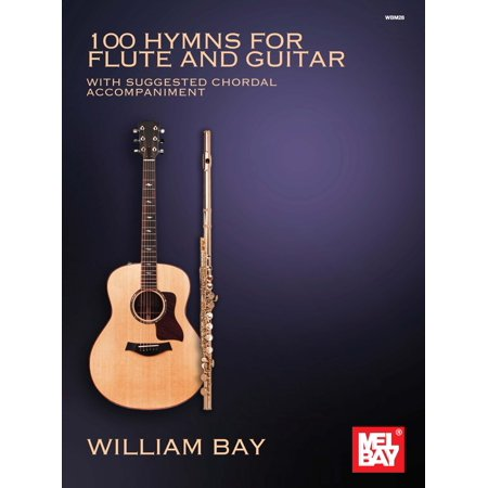 100 Hymns for Flute and Guitar - eBook